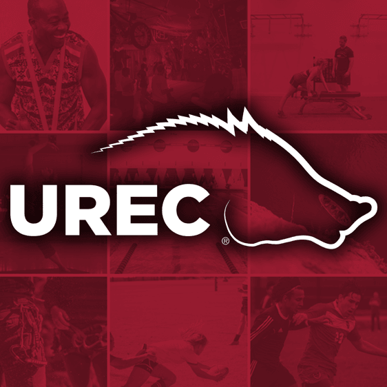 Download the UREC app in the app store or play store to keep up with University Recreation facility hours, group fitness schedules, intramural registration, outdoors equipment rentals, and more.