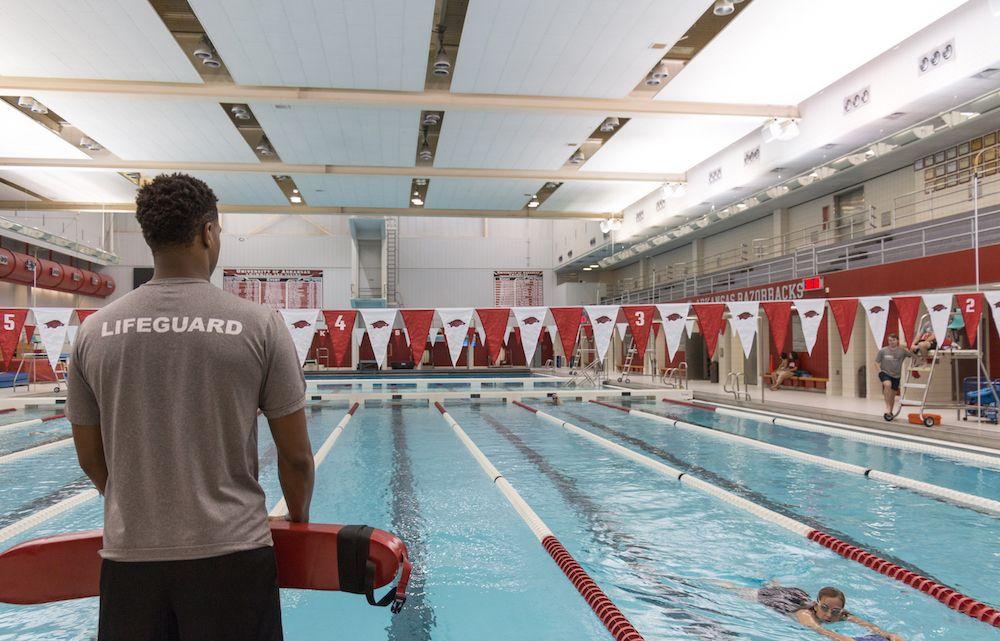 Lifeguard Certification University Of Arkansas