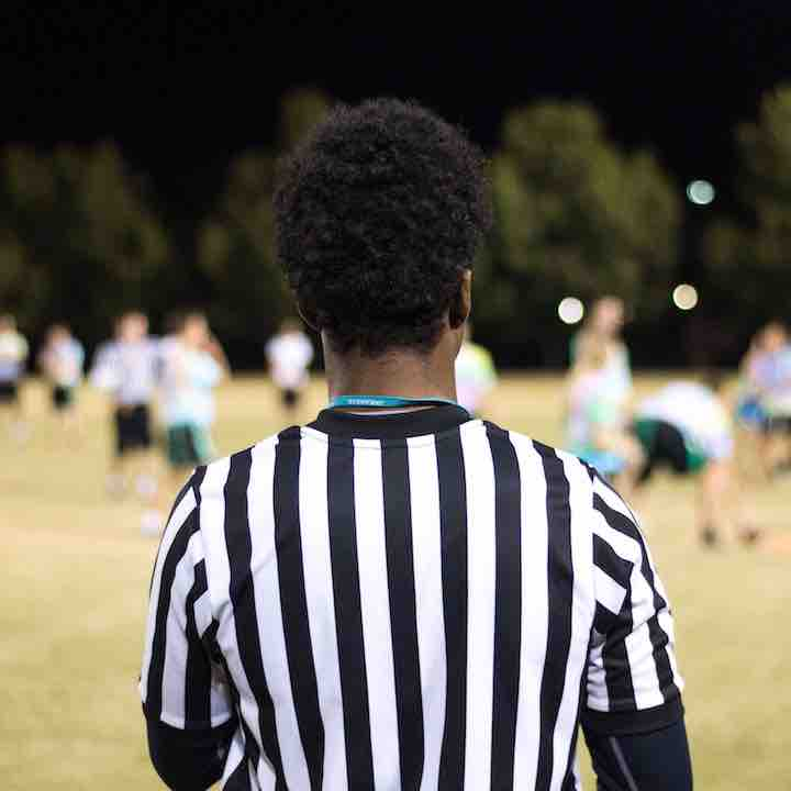 uark student intramural referee