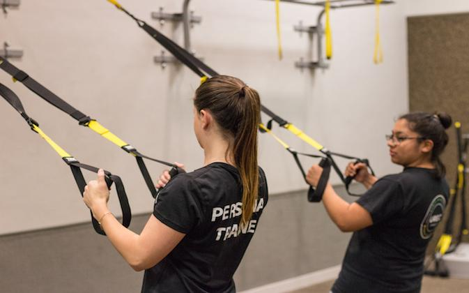 Buy six personal training sessions and get one free during the month of June. Call 479-575-4646 to purchase.