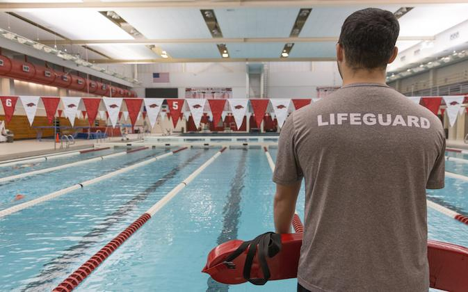 Register for the course in May to learn the skills needed to become a lifeguard.