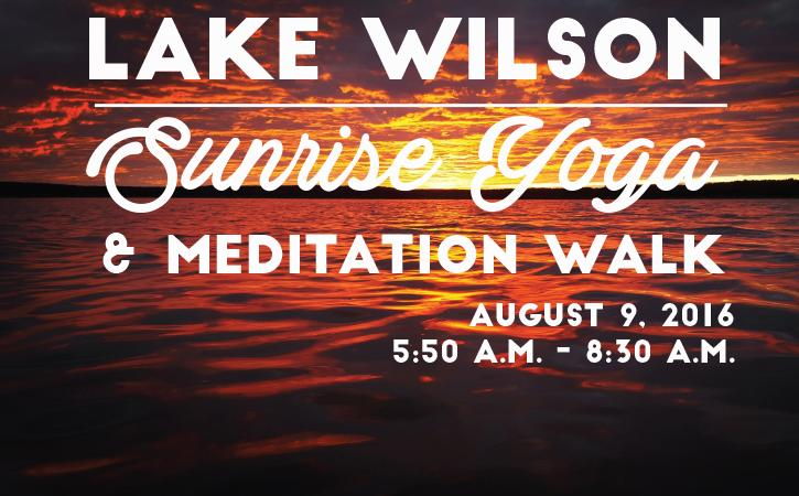 Wake up with yoga in Fayetteville, AR with UREC Outdoors