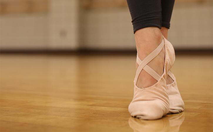 Register to take ballet by Feb. 26
