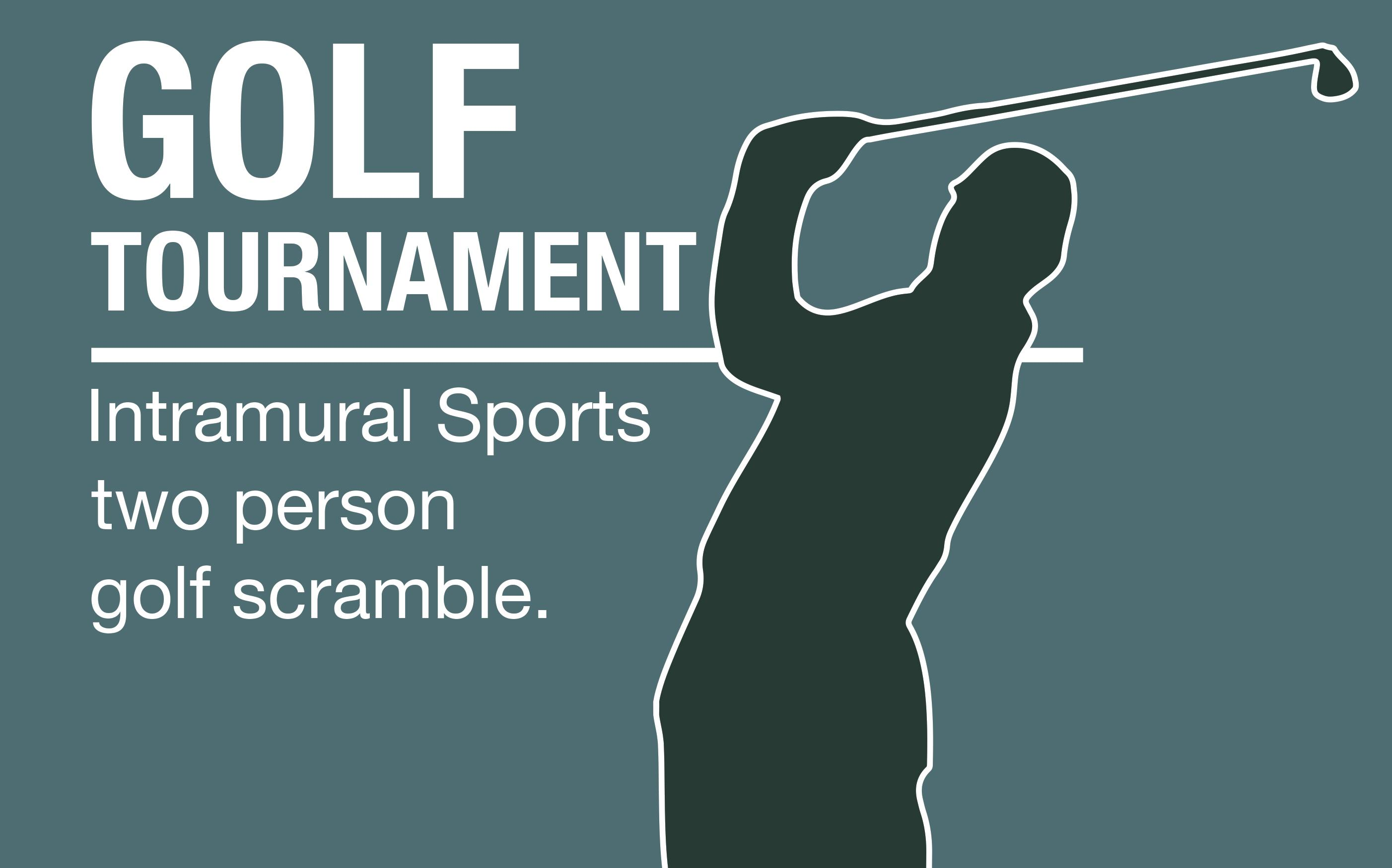 Registration remains open until April 6. $30 greens fee also includes a golf cart and lunch.